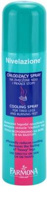 Farmona Nivelazione sprej na nohy s chladivým účinkom