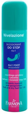 Farmona Nivelazione desodorante para pies 4 en 1
