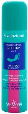 Farmona Nivelazione dezodorant do stóp 4 v 1