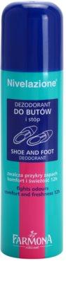 Farmona Nivelazione deodorant pentru picioare si pantofi