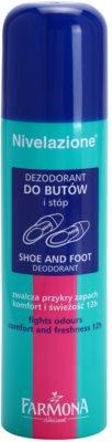 Farmona Nivelazione desodorizante para pés e sapatos