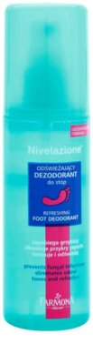 Farmona Nivelazione felfrissítő dezodor lábakra szórófejjel