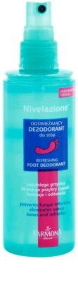 Farmona Nivelazione erfrischendes Fußspray mit Zerstäuber 1