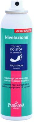 Farmona Nivelazione lábpúder spray -ben 1