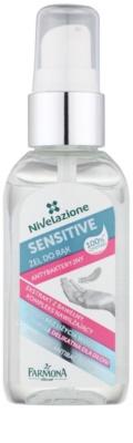 Farmona Nivelazione antibakteriális gél kézre