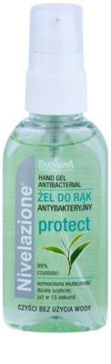 Farmona Nivelazione Antibakteriális védő gél kézre