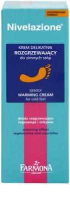 Farmona Nivelazione crema suave con efecto caliente para pies 2