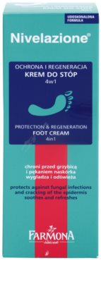 Farmona Nivelazione ochranný a regenerační krém na nohy 4 v 1 2