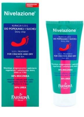 Farmona Nivelazione SOS-Creme für sehr trockene und strapazierte Füsse 1