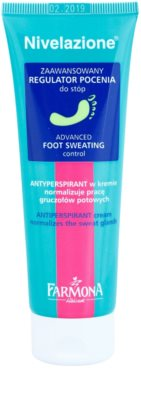 Farmona Nivelazione antitranspirante cremoso para pernas