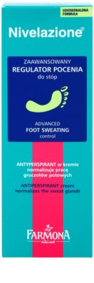 Farmona Nivelazione antitranspirante cremoso para pernas 2
