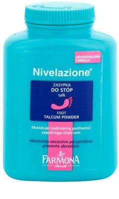 Farmona Nivelazione polvos de talco para pies contra el exceso de sudor