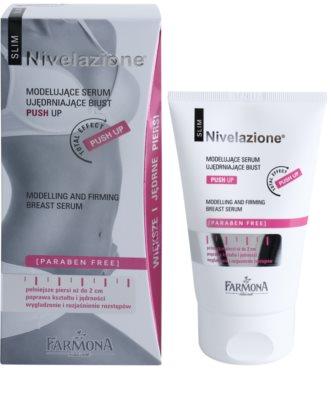 Farmona Nivelazione Slim spevňujúce sérum na poprsie 1