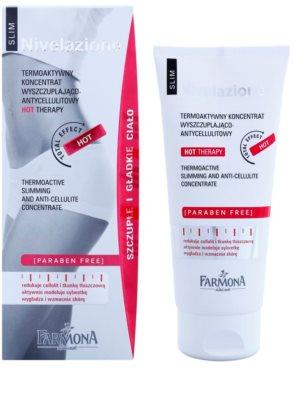 Farmona Nivelazione Slim thermoaktives Konzentrat zum Abnehmen gegen Zellulitis 1