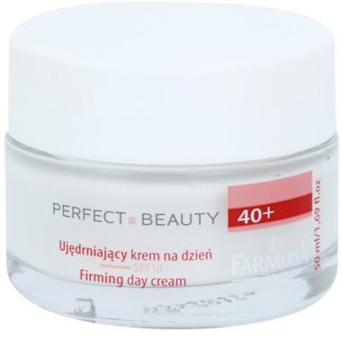 Farmona Perfect Beauty 40+ učvrstitvena dnevna krema SPF 10