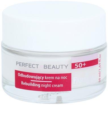 Farmona Perfect Beauty 50+ crema remodeladora de noche