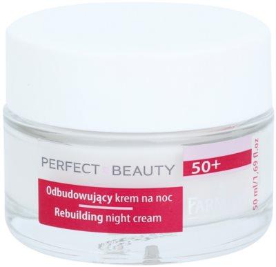 Farmona Perfect Beauty 50+ crema remodelatoare de noapte