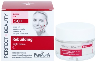 Farmona Perfect Beauty 50+ Remodellierende Nachtcreme 1
