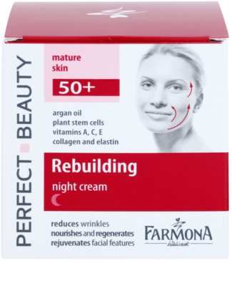Farmona Perfect Beauty 50+ Remodellierende Nachtcreme 2