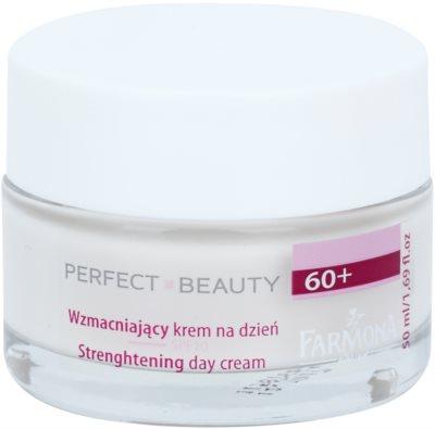 Farmona Perfect Beauty 60+ crema de zi pentru restabilirea fermitatii SPF 10