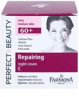 Farmona Perfect Beauty 60+ creme de noite renovador 2