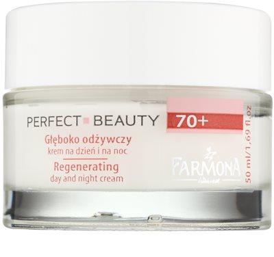 Farmona Perfect Beauty 70+ regenerační krém proti vráskám