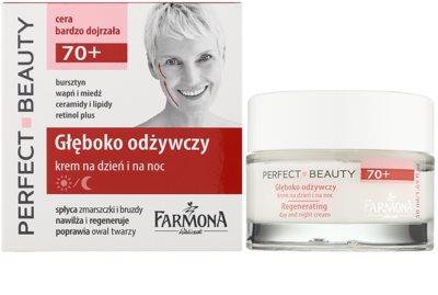 Farmona Perfect Beauty 70+ regenerační krém proti vráskám 1