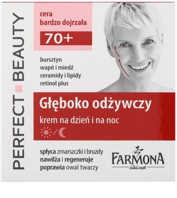 Farmona Perfect Beauty 70+ regenerační krém proti vráskám 2
