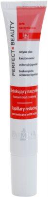 Farmona Perfect Beauty Capillary Skin Serum für empfindliche Haut mit der Neigung zum Erröten