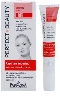 Farmona Perfect Beauty Capillary Skin ser pentru piele sensibila cu tendinte de inrosire 1