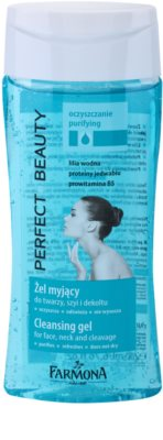 Farmona Perfect Beauty Make-up Remover gel demachiant pentru toate tipurile de ten