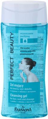 Farmona Perfect Beauty Make-up Remover gel desmaquillante para todo tipo de pieles