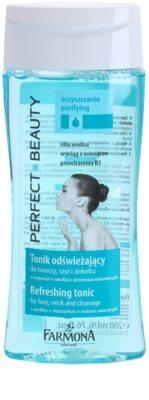 Farmona Perfect Beauty Make-up Remover tónico refrescante para todos os tipos de pele
