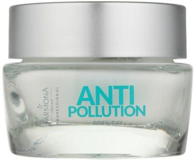 Farmona Anti Pollution Aktivcreme mit Sauerstoff spendender Wirkung SPF 15
