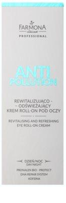 Farmona Anti Pollution revitalizační oční krém roll-on 3