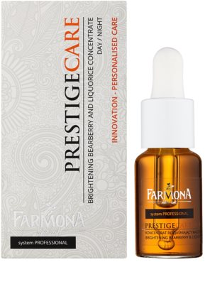 Farmona Prestige Care sérum iluminador 1