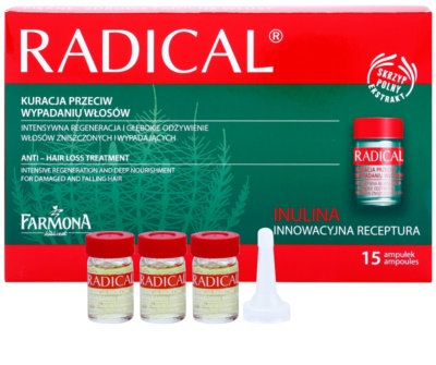 Farmona Radical Hair Loss ápolás hajhullás ellen