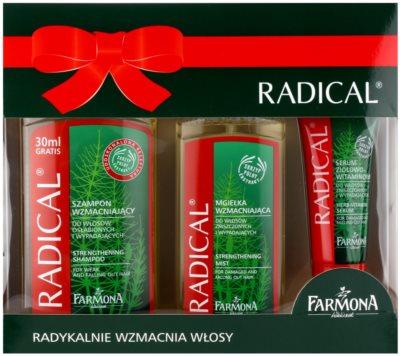 Farmona Radical Hair Loss zestaw kosmetyków I.