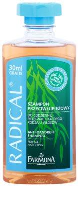 Farmona Radical All Hair Types szampon przeciw łupieżowi