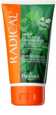 Farmona Radical Coloured Hair regenerační maska pro barvené vlasy
