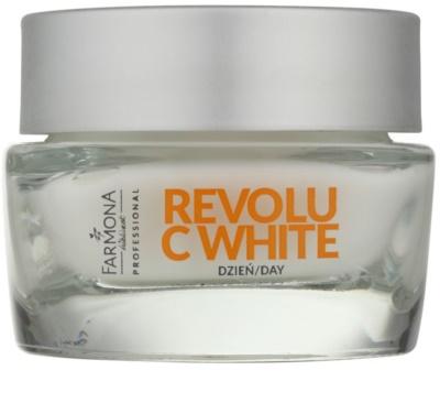 Farmona Revolu C White Crema de zi pentru tonifierea si uniformizarea pielii SPF 30