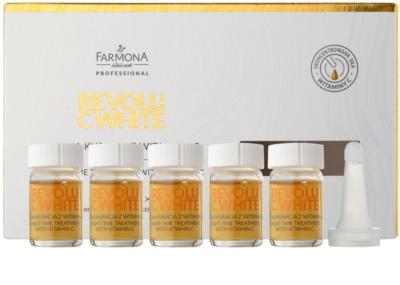 Farmona Revolu C White bleichender Schaum mit Vitamin C