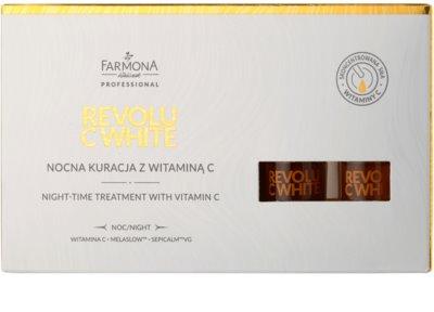 Farmona Revolu C White відбілююча сироватка з вітаміном С 3
