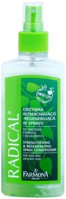 Farmona Radical Thin & Delicate Hair acondicionador bifásico en spray con efecto regenerador