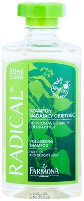 Farmona Radical Thin & Delicate Hair sampon fortifiant pentru volum