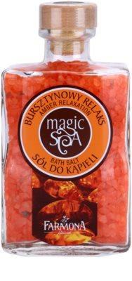 Farmona Magic Spa Amber Relaxation сіль для ванни