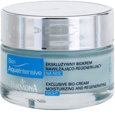 Farmona Skin Aqua Intensive creme noturno hidratante