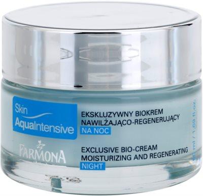 Farmona Skin Aqua Intensive feuchtigkeitsspendende Nachtcreme