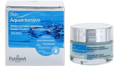 Farmona Skin Aqua Intensive hydratační noční krém 1