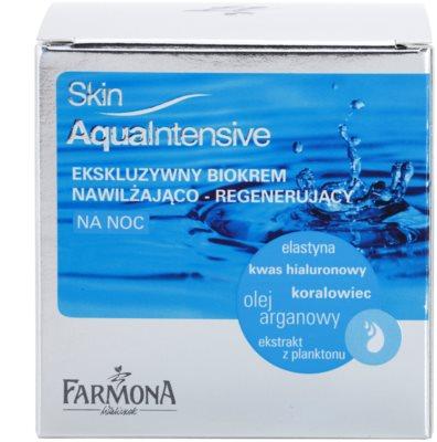 Farmona Skin Aqua Intensive hydratační noční krém 2